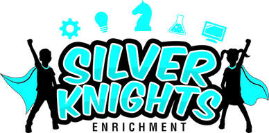 Silver Knights Enrichment Logo