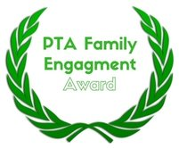 Family Engagement Award logo